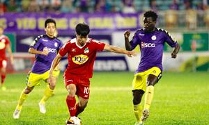 HAGL 2-2 Hà Nội(lượt đi tứ kết Cup Quốc gia 2018)