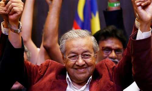 Việt Nam chúc mừng tân thủ tướng Malaysia