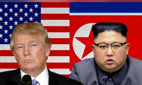 Thay đổi giọng điệu của Trump về Kim Jong-un trước thềm cuộc gặp thượng đỉnh