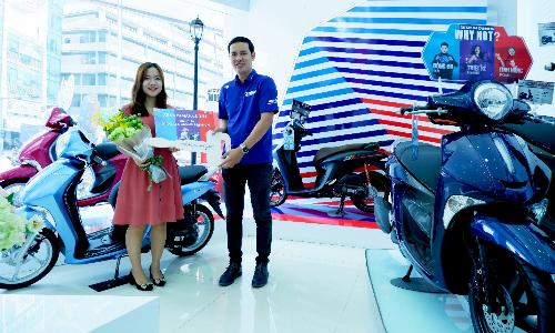 Cuộc thi chia sẻ về xe Yamaha đạt kỷ lục 20.000 người chơi - 3