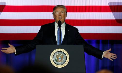 Trump sẽ phát biểu khai trương đại sứ quán Mỹ ở Jerusalem qua video