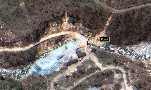 Truyền thông Triều Tiên đồng loạt loan báo kế hoạch phá hủy bãi thử hạt nhân