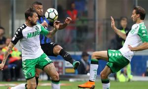 Inter Milan 1-2 Sassuolo(Vòng 37 - Serie A 2017/18)