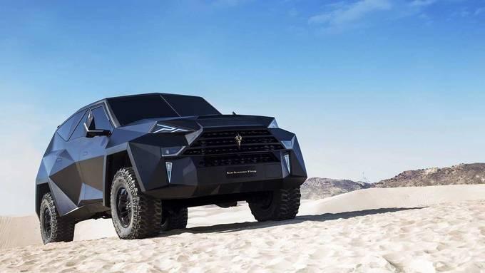 Những xe SUV xa xỉ bậc nhất thế giới