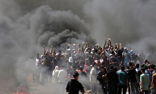 Israel bắn chết 52 người Palestine ở Gaza