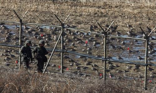 Cơn sốt đất ở biên giới Hàn - Triều nhờ hy vọng hòa bình