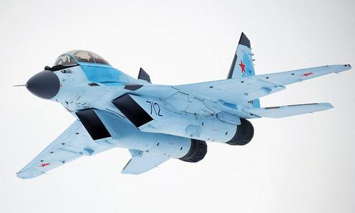 Nga biên chế tiêm kích MiG-35 cho phi đội biểu diễn