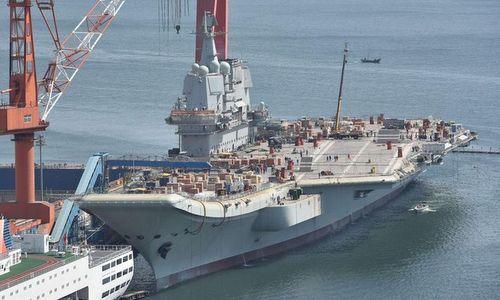 Tàu sân bay nội địa trong tham vọng hải quân biển lớn của Trung Quốc