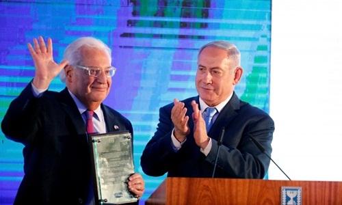 Hơn 50 nước từ chối dự lễ khai trương đại sứ quán Mỹ ở Jerusalem