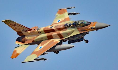 Israel tung bằng chứng không kích gây thiệt hại nặng cho Syria