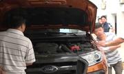 200 cảnh sát bao vây xe bán tải chở lô ma túy 60 tỷ đồng