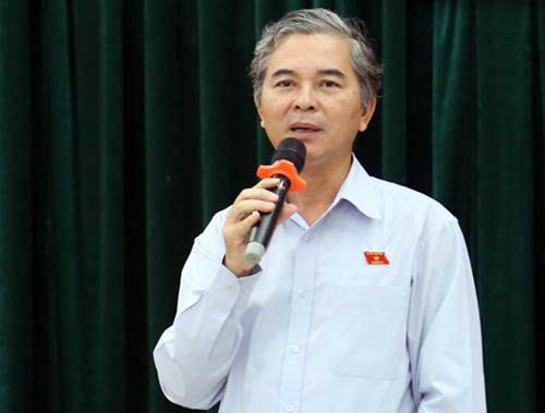 Thiếu tướng Ngô Minh Châu. Ảnh: Hữu Công.