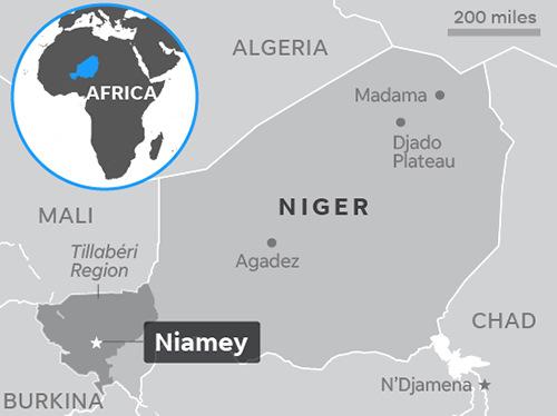 5 giờ tuyệt vọng dưới làn đạn phiến quân Niger của đặc nhiệm Mỹ - ảnh 2