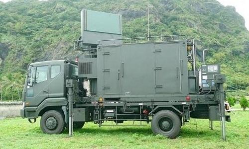 Đài Loan phát triển radar có thể phát hiện tiêm kích tàng hình Trung Quốc