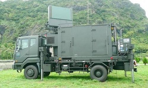 Một tổ hợp radar thụ động cơ động mới của Đài Loan. Ảnh: Taiwan News.