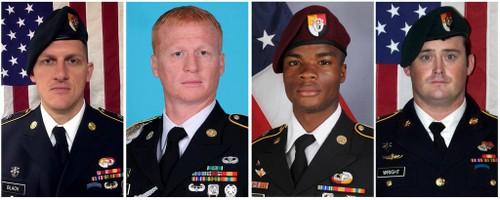 5 giờ tuyệt vọng dưới làn đạn phiến quân Niger của đặc nhiệm Mỹ - ảnh 3