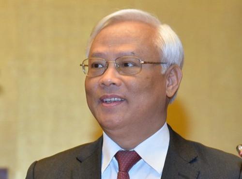 Phó chủ tịch Quốc hội Uông Chu Lưu. Ảnh: Quochoi.