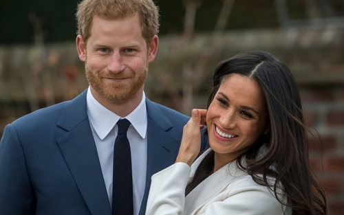 Công chúa Charlotte làm phù dâu cho hôn thê Hoàng tử Harry - ảnh 2