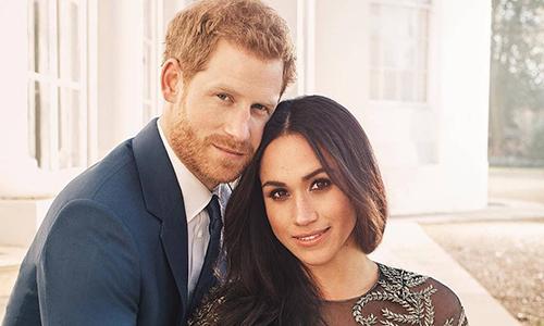 Hoàng tử Harry và chuyện tình sét đánh với vợ sắp cưới