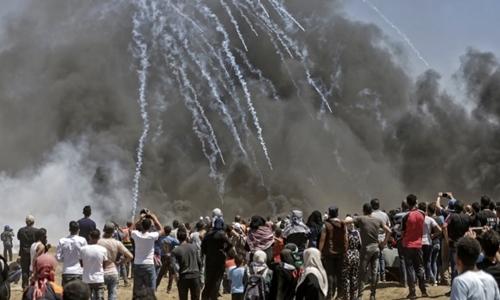 Việt Nam lo ngại về căng thẳng Gaza sau khi Mỹ mở sứ quán ở Jerusalem