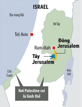 8 điều nổi bật về vùng đất thiêng Jerusalem - ảnh 2