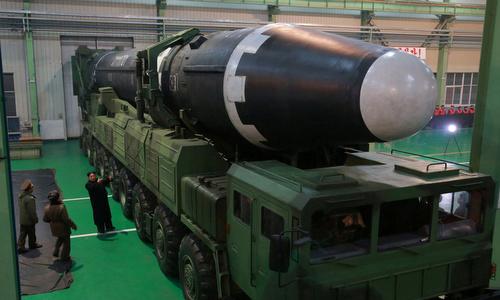 Mỹ yêu cầu Triều Tiên chuyển ICBM ra nước ngoài trong 6 tháng