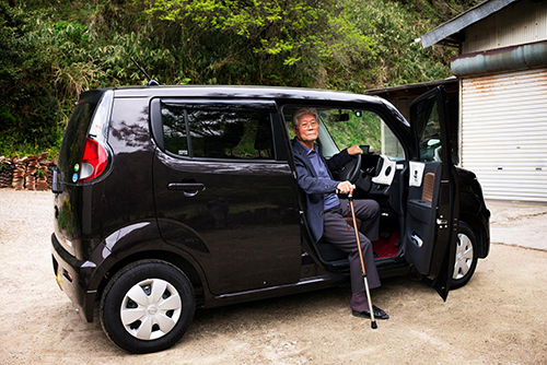 Nhiều người già cảm thấy buồn khi không được tiếp tục lái xe.