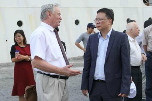 Chủ tịch Viện Hàn lâm kiến nghị đầu tư tàu để nghiên cứu Biển Đông - ảnh 1
