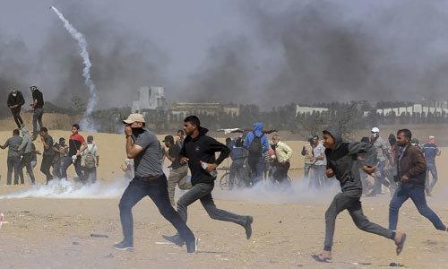 Việt Nam chia buồn với Palestine sau vụ đụng độ ngày 14/5