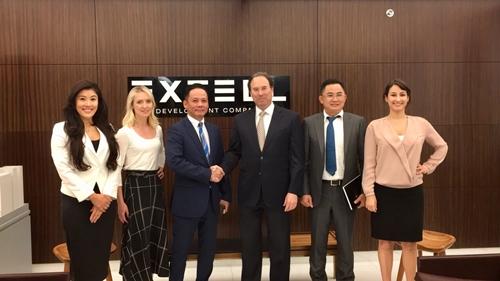 Công ty Việt mời đại gia bất động sản Mỹ đến Đà Nẵng