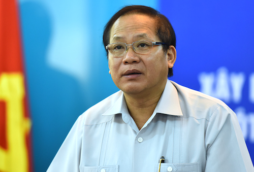 Bộ trưởng Trương Minh Tuấn: Cần có bộ quy tắc ứng xử trên mạng xã hội - ảnh 1