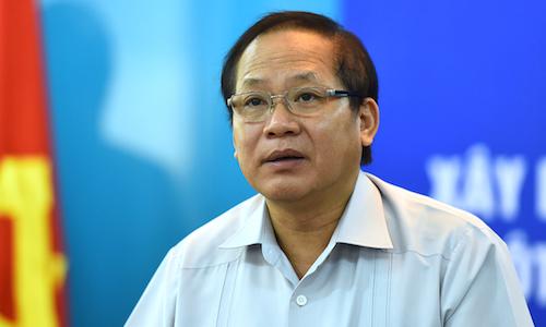 """Bộ trưởng Trương Minh Tuấn: """"Cần có bộ quy tắc ứng xử trên mạng xã hội"""""""