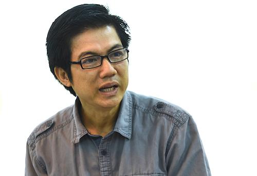 Ông Đoàn Công Huynh, Cục trưởng Thông tin. Ảnh: Giang Huy