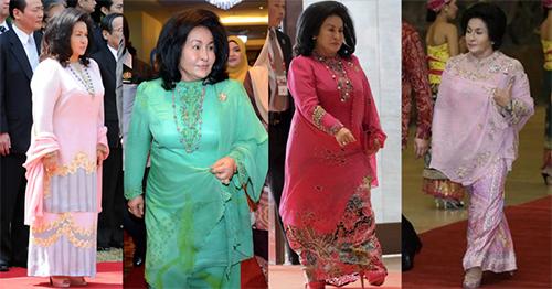 Người vợ nghiện đồ hiệu, mê phẫu thuật thẩm mỹ của cựu thủ tướng Malaysia - ảnh 2