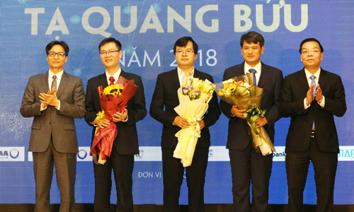 Bộ trưởng Chu Ngọc Anh: Giải thưởng Tạ Quang Bửu vươn tầm châu lục