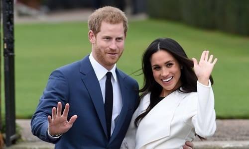 Người Trung Quốc thờ ơ với đám cưới của Hoàng tử Harry