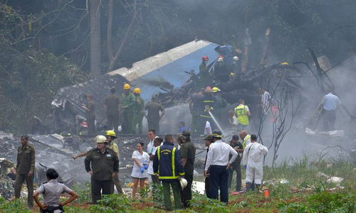 Nhân chứng đau đớn khi thấy thi thể ngổn ngang nơi máy bay Cuba rơi