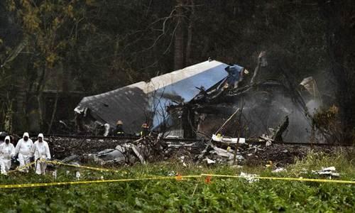 Hơn 100 người chết trong thảm hoạ hàng không Cuba