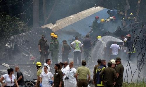 Việt Nam chia sẻ với Cuba sau vụ máy bay rơi làm hơn 100 người chết