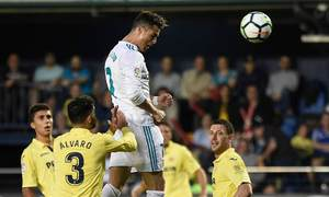 Villarreal 2-2 Real(Vòng cuối La Liga 2017/18)