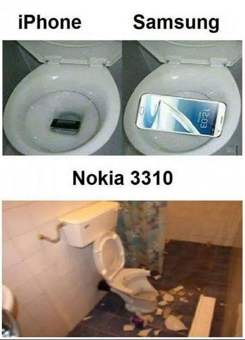 Sự khác biệt giữa các loại điện thoại.