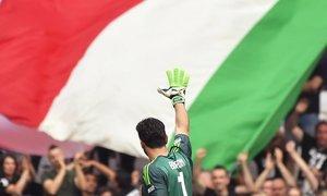 Juventus 2-1 Hellas Verona(Vòng cuối Serie A 2017/18)