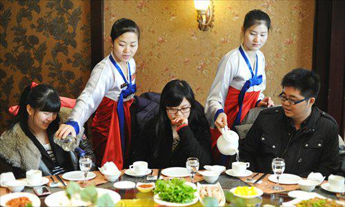 Triều Tiên yêu cầu Hàn Quốc bàn giao 12 nữ bồi bàn