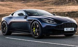 Siêu xe thể thao Aston Martin DB11 AMR 2019