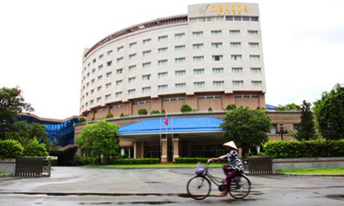 Tiền Giang bán đấu giá khách sạn 'khủng' của công ty xổ số