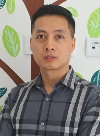 Giảng viên Nguyễn Ngọc Lâm. Ảnh: NVCC