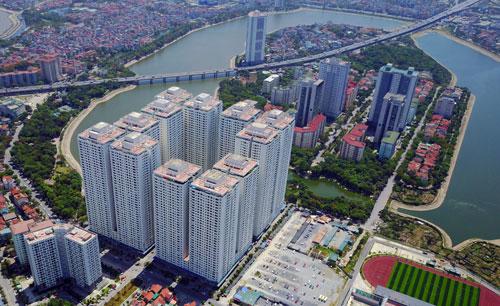 Đô thị 12 vạn dân ở Hà Nội có 800 chỗ đỗ xe ôtô