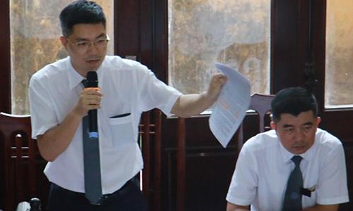 Luật sư đề nghị xử lý nguyên giám đốc Bệnh viện Hoà Bình