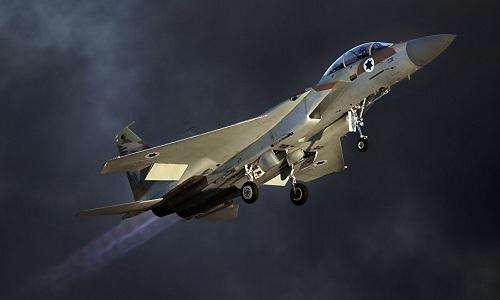 Israel cảnh báo Syria không được bắn máy bay xâm phạm không phận