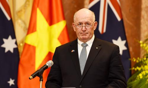 Một ngày của Toàn quyền Australia tại Hà Nội